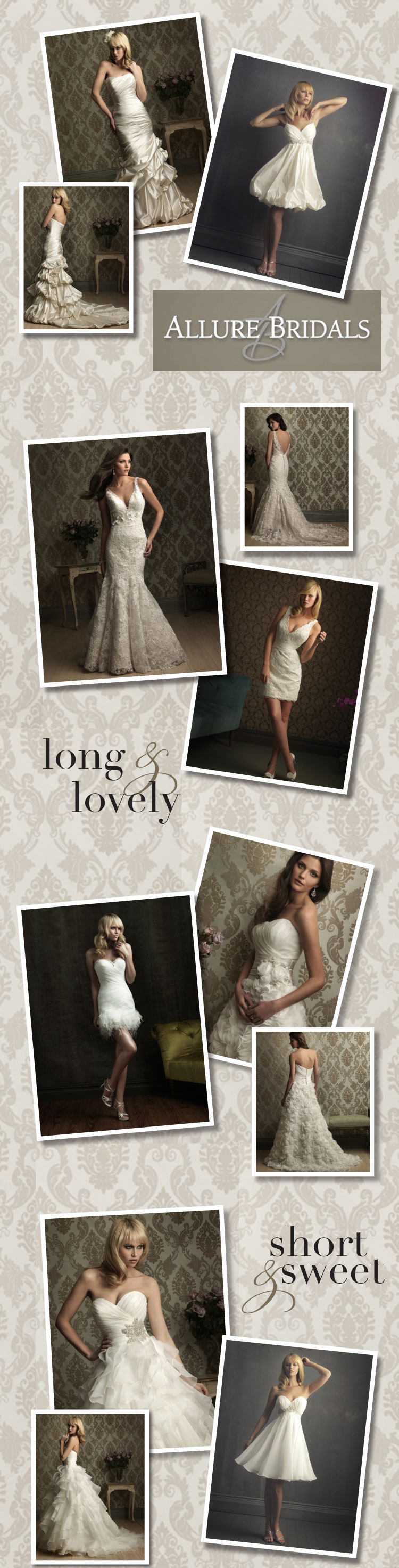 Allure Bridals - Bridal Boutique in Norman, BeLoved Bridal and Moliere Bridal