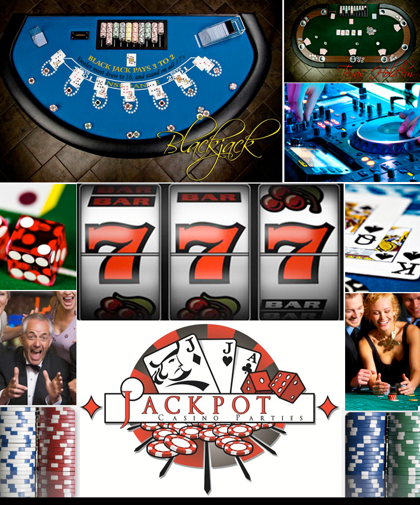 Oklahoma bachelor and bachelorrette party Jackpot Casino Parties