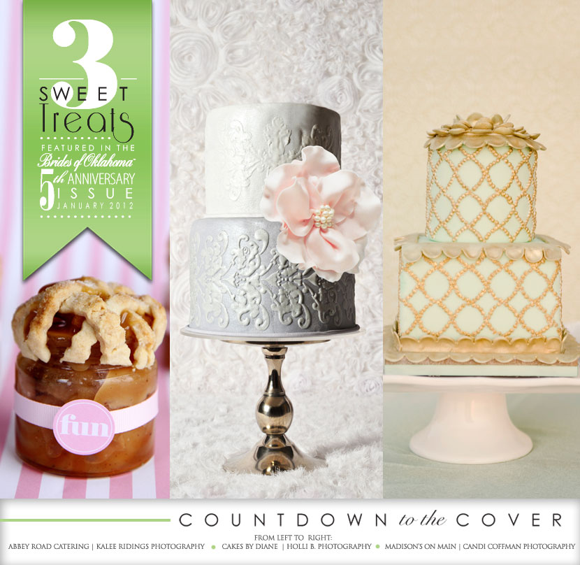 Brides of Oklahoma countdown to the cover