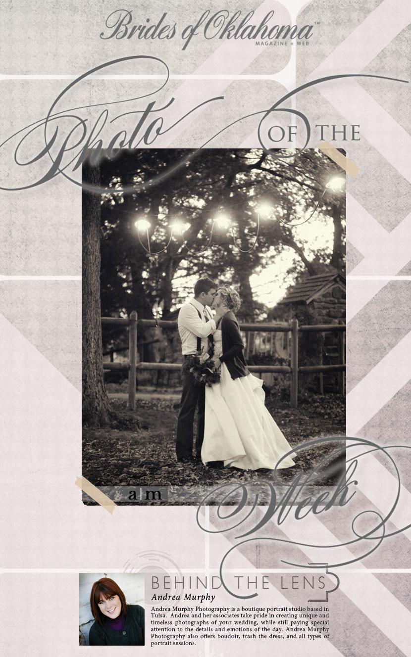 Oklahoma wedding photographer Andrea Murphy Photography