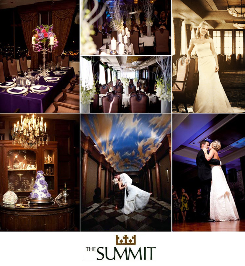 Tulsa wedding venue The Summit
