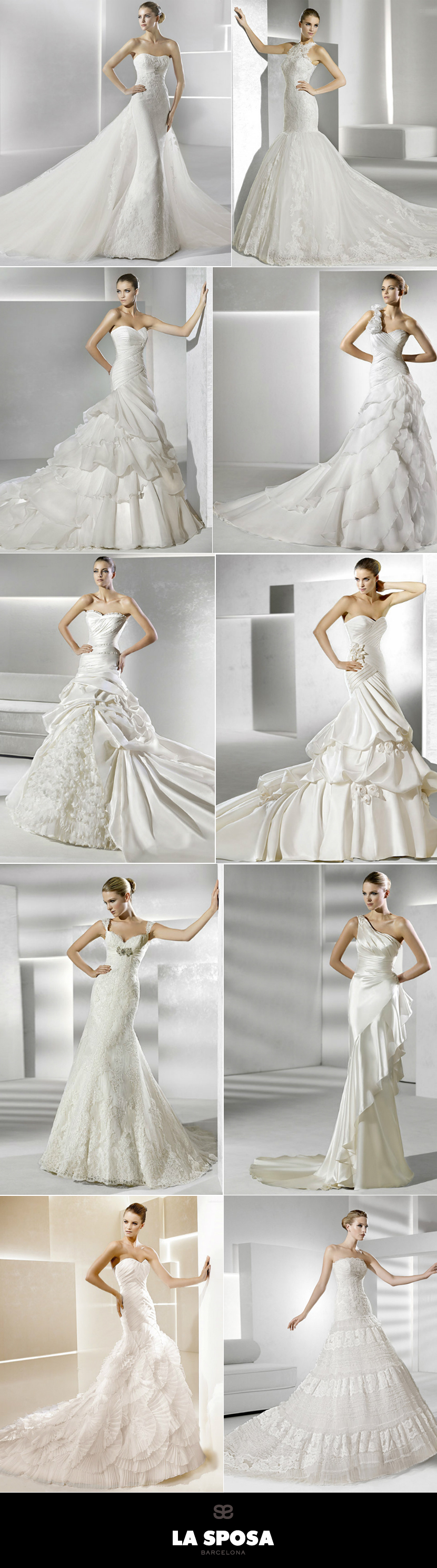La Sposa 2012 Collection Moliere Bridal Oklahoma City