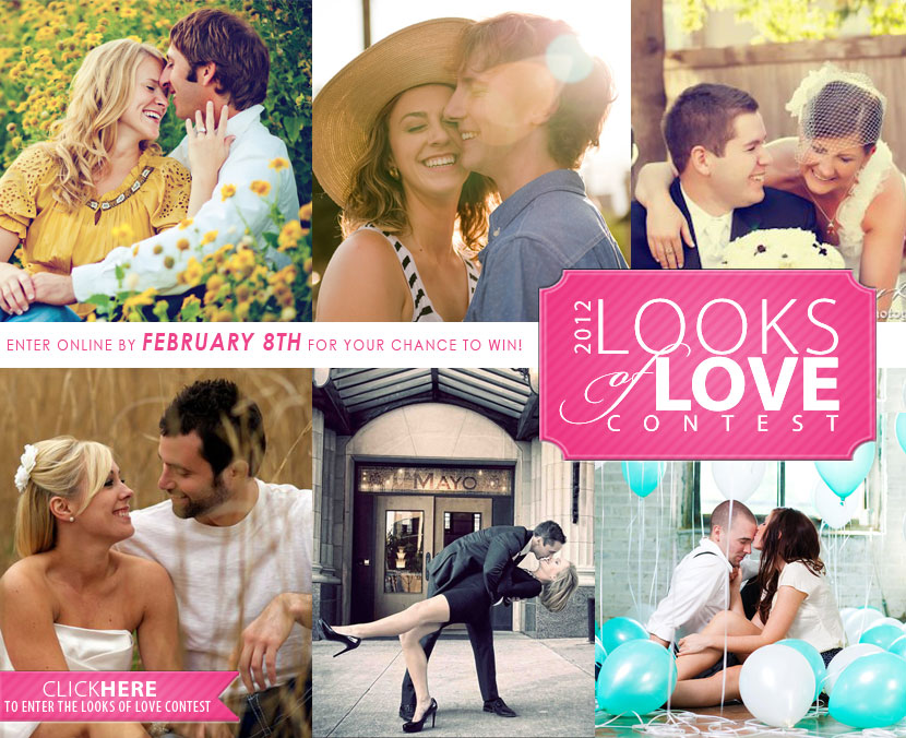 Brides of Oklahoma looks of love reminder