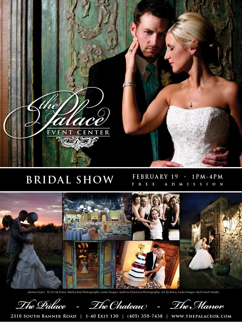The Palace Event Center Bridal Show