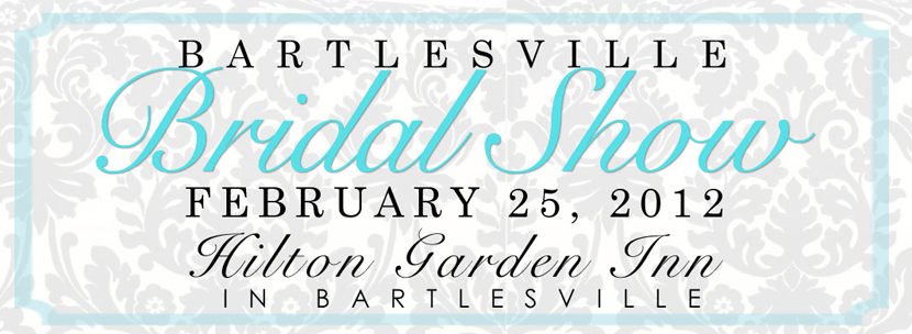 Bartlesville bridal show at the Hilton Garden Inn