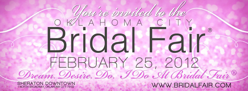 Oklahoma Bridal Fair at the Sheridan in Oklahoma City