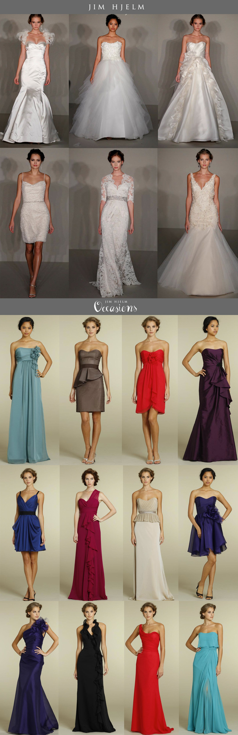 Jim Hjelm gowns Oklahoma City and Norman