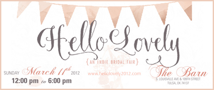 Hello Lovely Indie Bridal Fair Tulsa Oklahoma