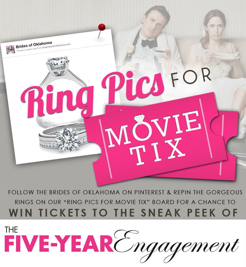 Ring Pics for Movie Tix Contest