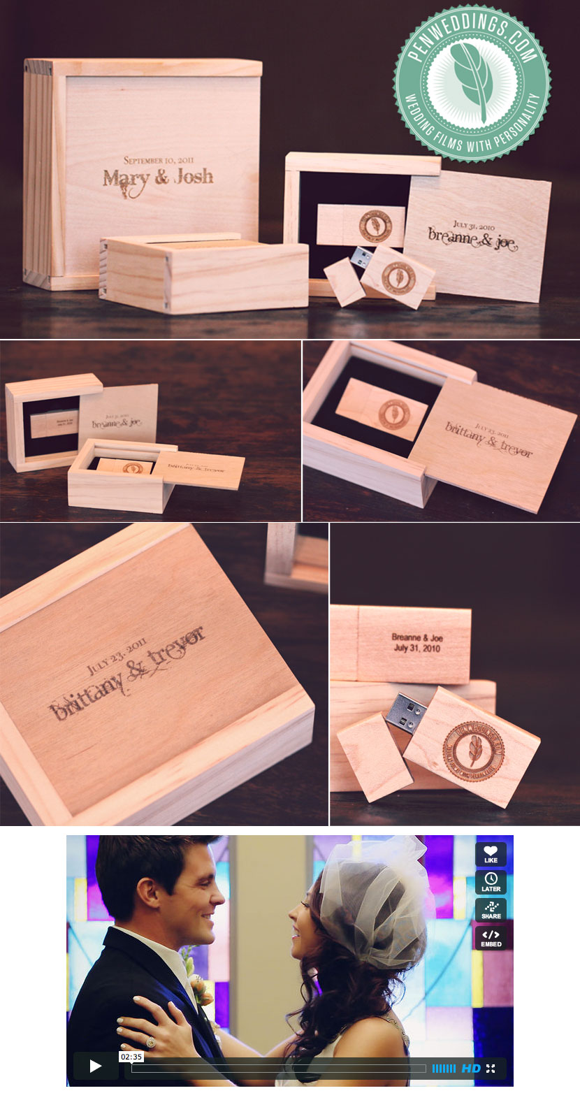 Pen Weddings Eco-Friendly Blog