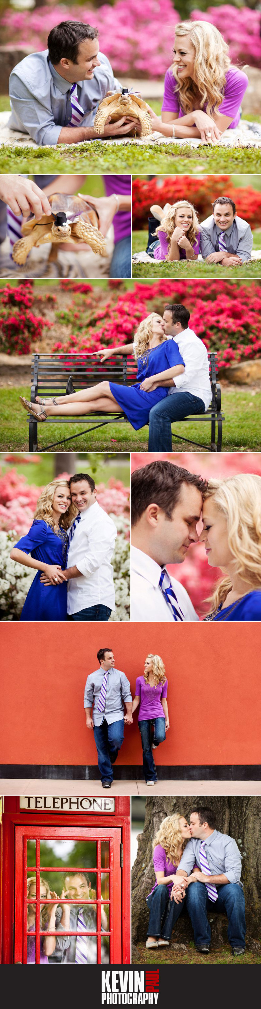 Kevin Paul Engagement Session