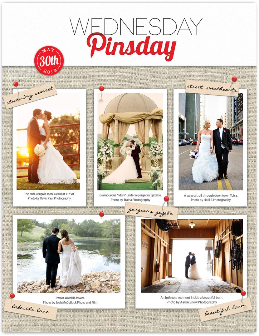 Brides of Oklahoma Wednesday Pinsday
