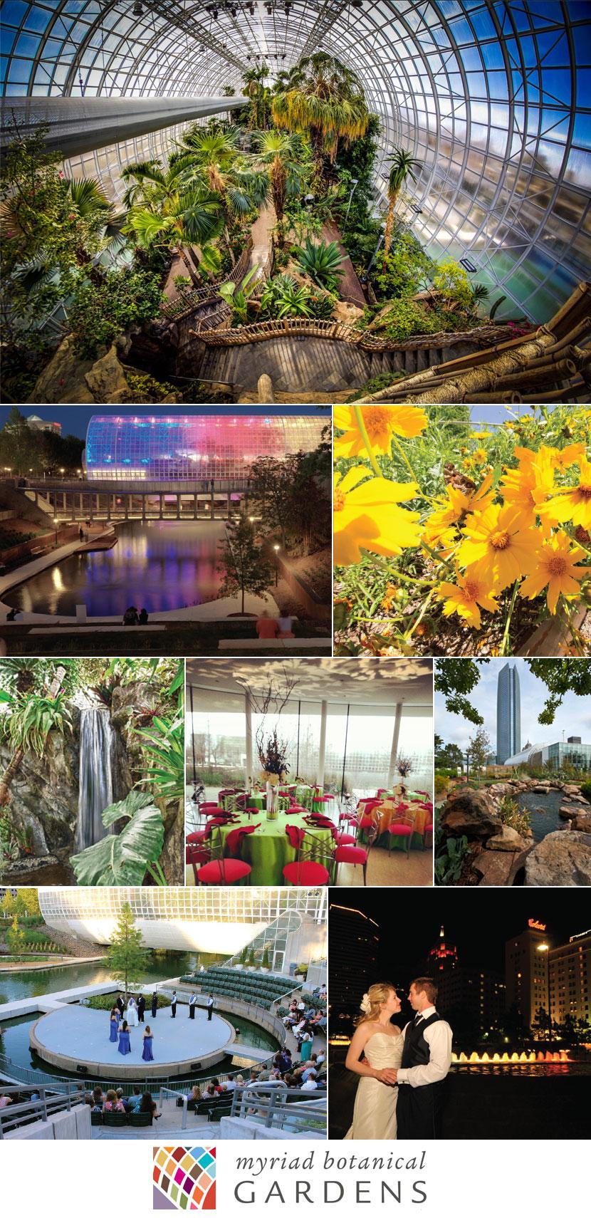 Luxe Location Myriad Botanical Gardens