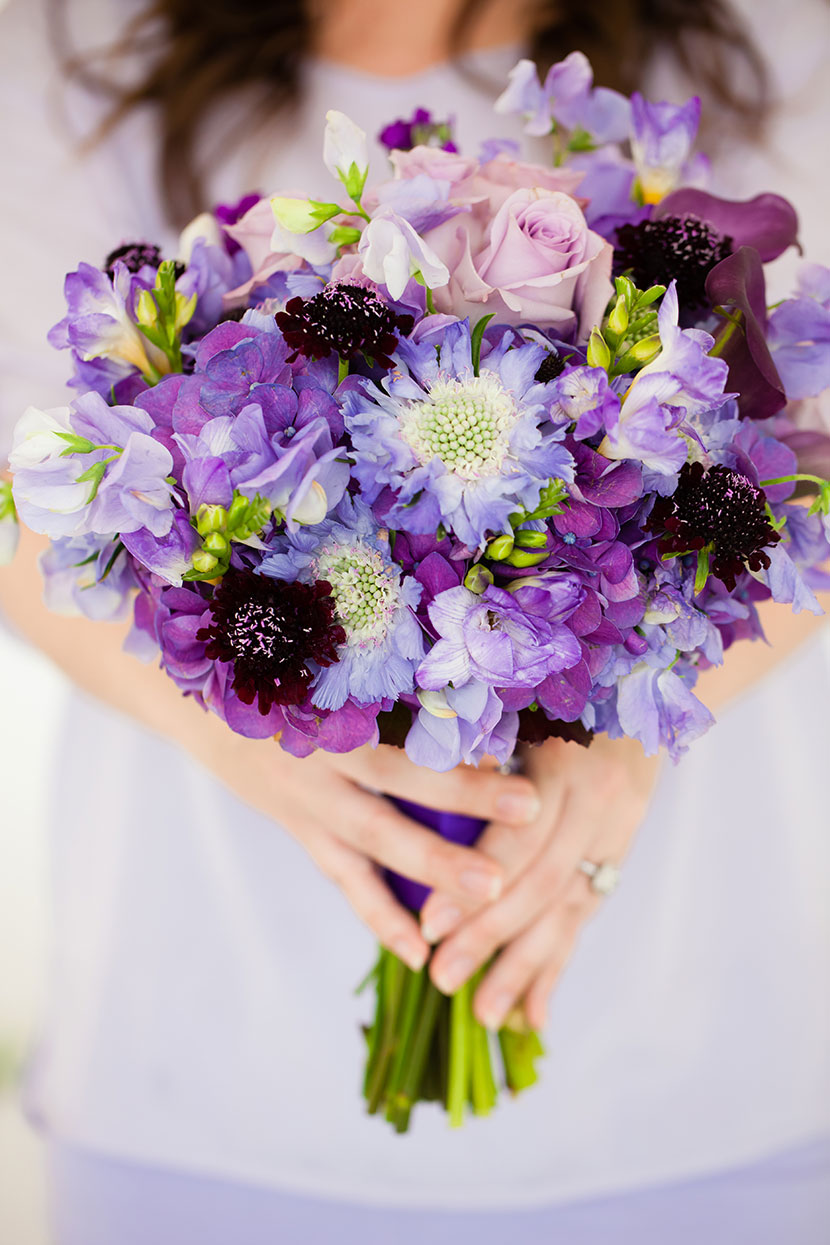 May Flowers Beautiful Spring Wedding Bouquets