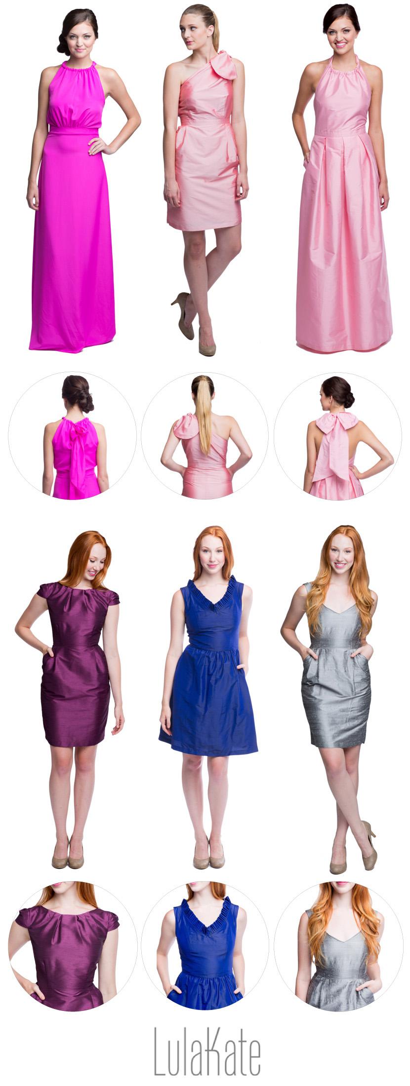 LulaKate Bridesmaid Dresses