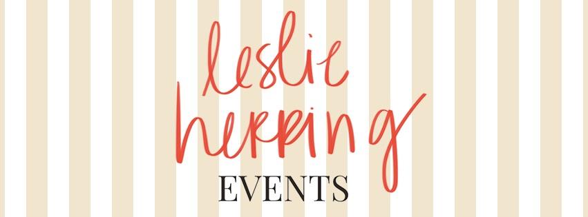 Leslie Herring Events - Oklahoma Wedding Wedding Planner