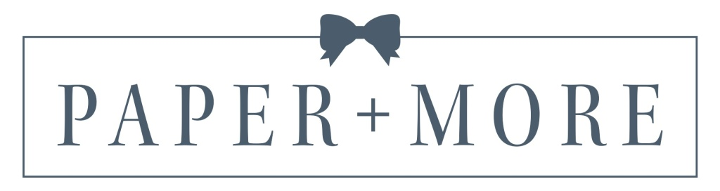 Paper + More - Oklahoma Wedding Gifts & Registry