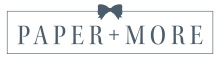 Paper+More - Oklahoma Wedding Gifts & Registry