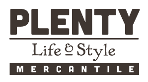 PLENTY Mercantile Gifts & Registry