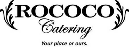 Rococo Catering Catering