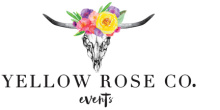 Yellow Rose Co. Events - Oklahoma Wedding Wedding Planner