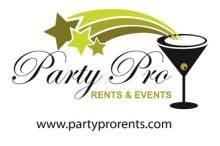 Party Pro Rents - Oklahoma Wedding Rentals