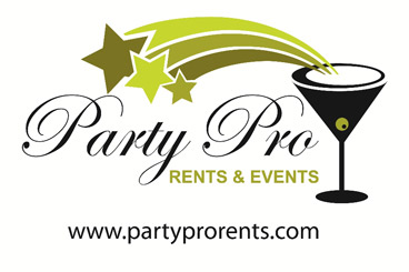 Party Pro Rents Rentals