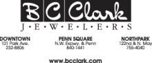 BC Clark Jewelers - Oklahoma Wedding Jewelry