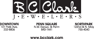 BC Clark Jewelers - Oklahoma Wedding Gifts & Registry
