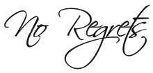 No Regrets - Oklahoma Wedding Gifts & Registry