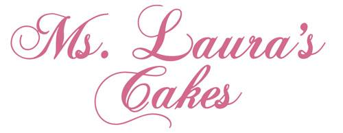 Ms. Laura's Cakes - Oklahoma Wedding Cakes